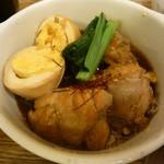 玄三庵 - 鶏と玉子の中華風