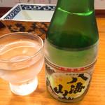 一品料理 ひとしな - 日本酒に切り替えて♪
