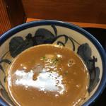 つけ麺 よし田 - スープ