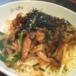 中華そば リバティ - 料理写真:リバティー麺