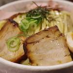 麺や 庄の - 特製つけ麺