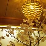 初音鮨 - 内観ー桜
