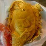 鯛屋 たけ丸本舗 - ジョロキア入りお好み鯛焼き:280円