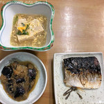 和食堂 まるさ - 料理写真: