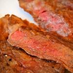 スカイ ラウンジ ニジュウニ - 料理写真:和牛ステーキランチ(和牛ステーキ150g)