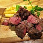 薪焼き肉バル Crackle - 牛ランプ