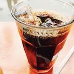 ツバキCafe - アイスコーヒー!!