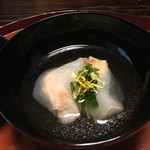 美山荘 - 煮物