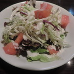 バン蔵 - サラダ