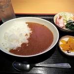 京屋 - 京屋カレーライス 700円