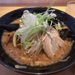 みそ道楽 - 背脂魚介味噌拉麺