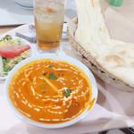 マサラ - バターチキンカレーセット