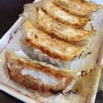 65461914 - 定食の餃子