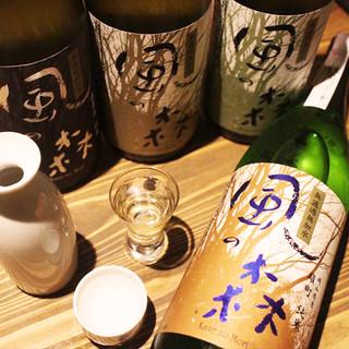 """日本酒~京都の地酒や""""油長酒造""""、日本各地の日本酒まで~"""