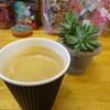 実野里フェイバリットガーデン - ドリンク写真:陶器のカップの方が美味しさが増すのだが……