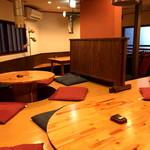 SHITAMACHI酒場 - 30名様まで対応掘りごたつの3階席