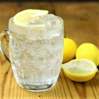 強炭酸はじける超爽快な旨さ「檸檬フィズ」