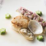 カリヨン - 本日の鮮魚料理より