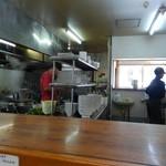 松福 - 厨房です