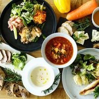 ジレカフェ - 季節のやさいとスープのお店
