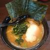 夢家 - 料理写真:ラーメン700円麺硬め。海苔増し100円。