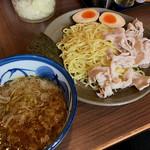赤坂麺道いってつ - 豚しゃぶつけ麺