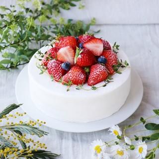 テイクアウトOK!パティシエ自慢の自家製ケーキ☆