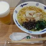 スーラーメンまくり - ワンタン麺2017.4.10