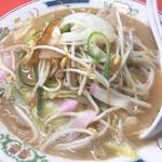 福龍 - 料理写真:チャンポン