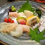 和幸寿司 - お造り盛り合わせ