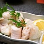 和幸寿司 - 活ふか酢味噌