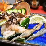 和幸寿司 - とり貝