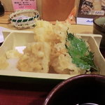 うどんのう - 天ぷら