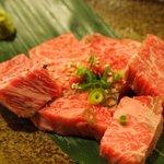 宮崎牛第一号指定店 焼肉の幸加園 - 宮崎牛ヒレ肉