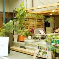 CRAFT BEER & OUTDOOR garden -