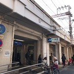 寅屋天満 - 大阪環状線 天満駅北口から歩いて10秒です