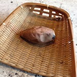 氷工房 石ばし - 安納芋の焼き芋