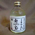 倉敷らーめん 升家 - 萬年雪 純米吟醸酒 250ml