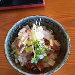 65477476 - ローストポーク丼。