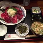 65477553 - 鮪丼 ¥950-