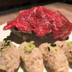 恵比寿焼肉寿司 別邸 - 焼肉寿司 和牛赤身
