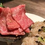 恵比寿焼肉寿司 別邸 - 焼肉寿司 極とろ