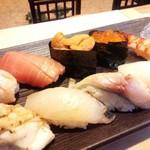 駒寿し - 料理写真: