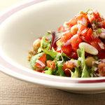 PROVO - 色々お豆とトマトのモロッコ風サラダ  650円