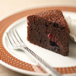 PROVO - ベリー入りチョコレートケーキ 400円