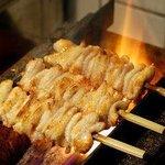Kushi亭 - 1本1本、丁寧に焼いております