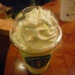 スターバックス・コーヒー - ☆バニラクリームフラペチーノ(*^。^*)☆