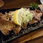 東京ラフストーリー - 牛タンねぎ塩鉄板