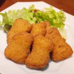 苓々菜館 - チキンナゲット(Mサイズ840円)