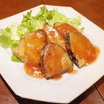 苓々菜館 - 魚の甘酢(Mサイズ840円)